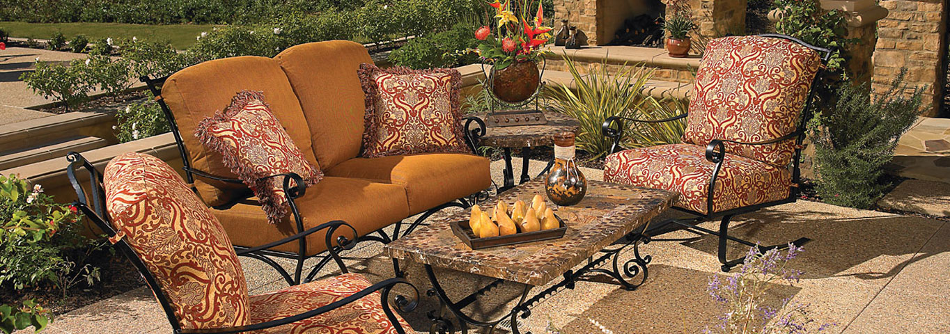 Welcome to Western Outdoor Living Furniture Stores & Showrooms - Western Outdoor Living Colorado Springs - Western Outdoor Living